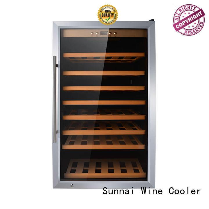 Sunnai refrigerator freestanding wine cooler series for work station
