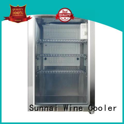 professional commercial beverage fridge supplier for shop Sunnai