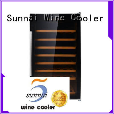 professional wine storage refrigerator fridge supplier for shop