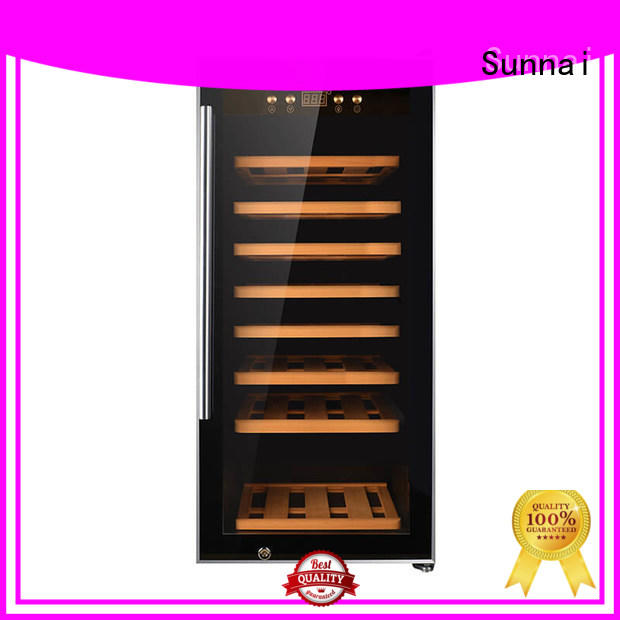 Sunnai zone wine bottle cooler manufacturer for indoor