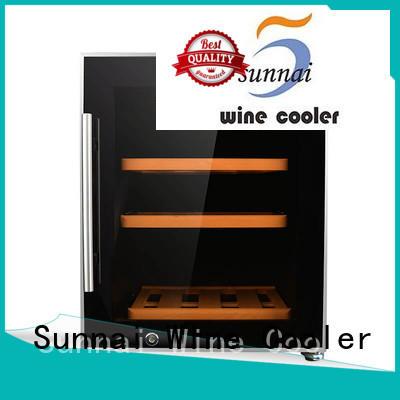Sunnai professional freestanding wine cooler supplier for work station