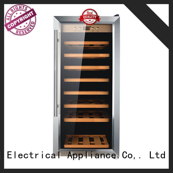 Sunnai zone wine storage fridge refrigerator for work station