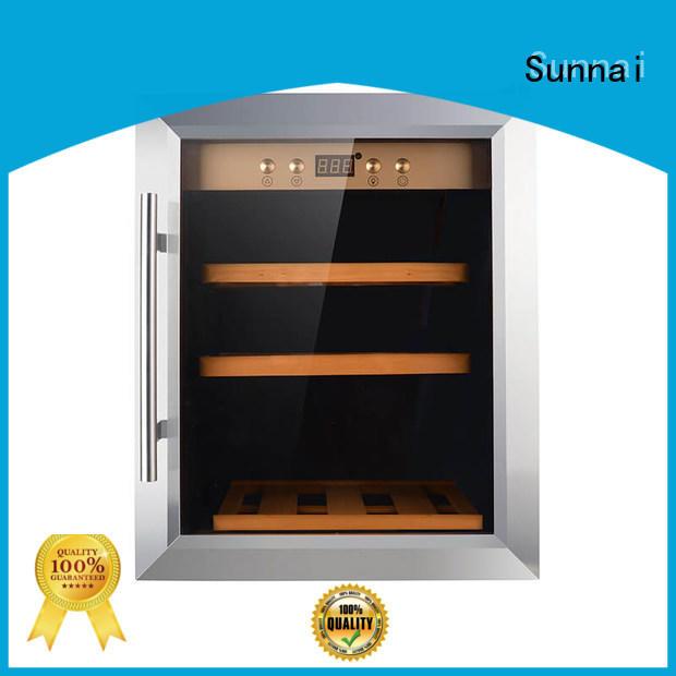 safety best freestanding wine cooler manufacturer for work station Sunnai