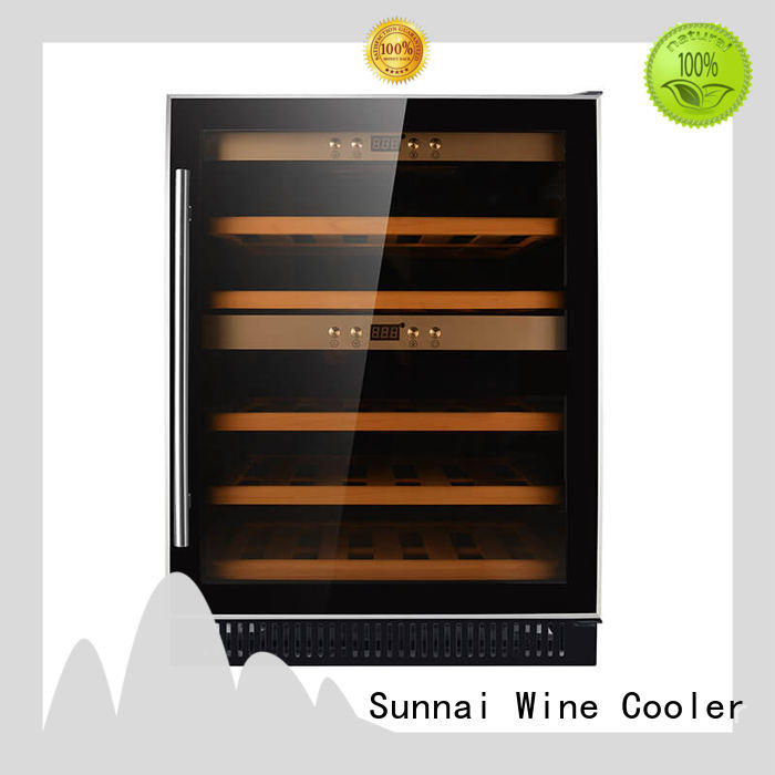 double compressor wine coolers single cooler for home