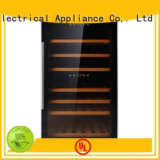 zone wine storage refrigerator series for indoor Sunnai