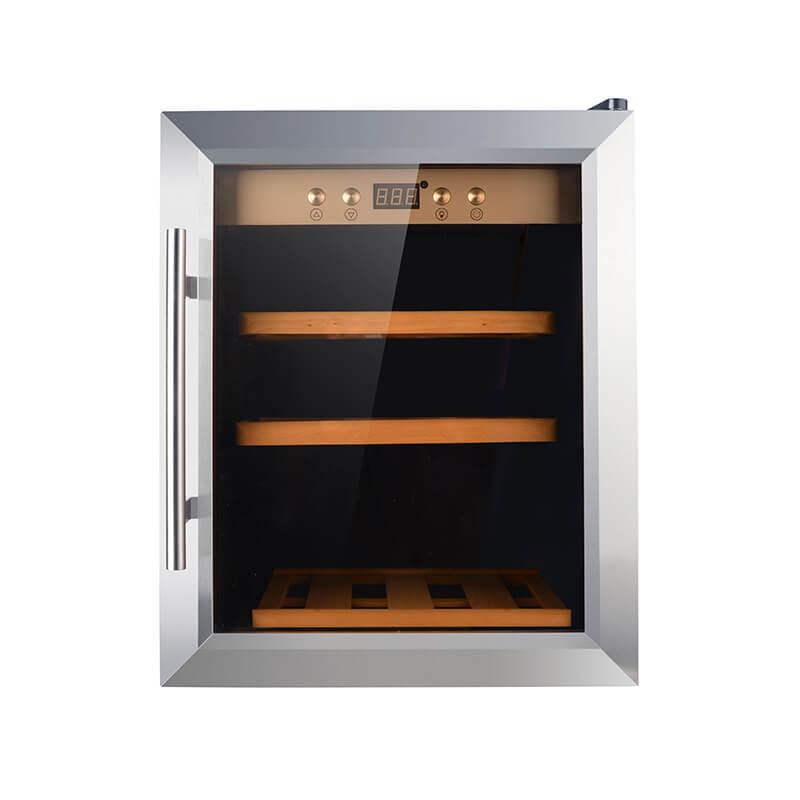 12 Bottles smaller size table wine refrigerator