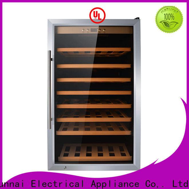 wine countertop wine fridge freestanding series for work station