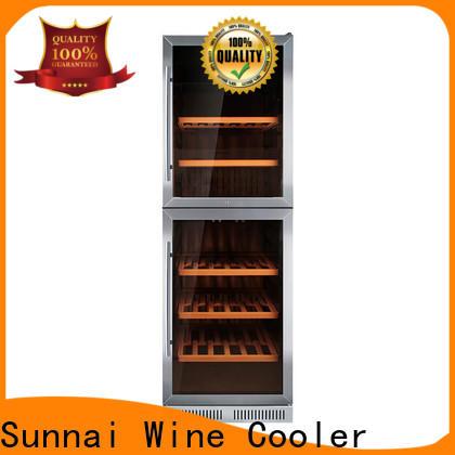 Sunnai Sunnai single zone wine refrigerator series for indoor