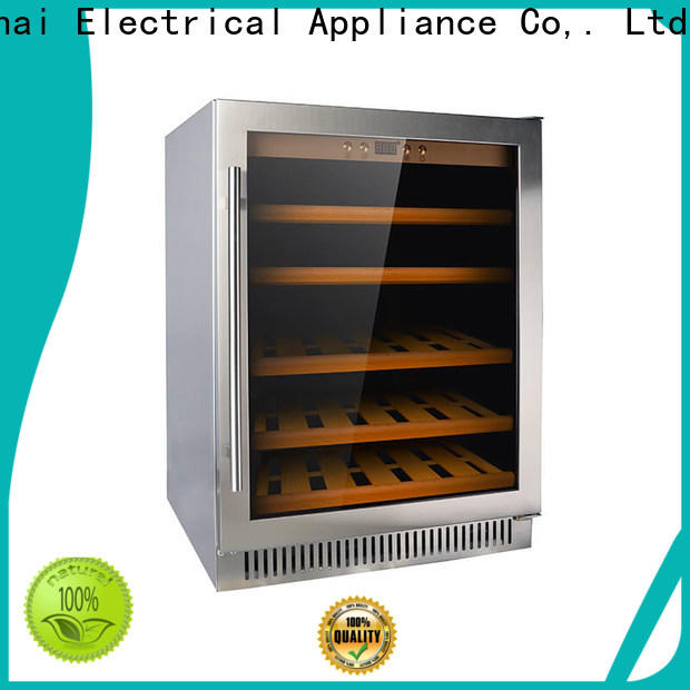 Sunnai double under counter wine cooler compressor for work station