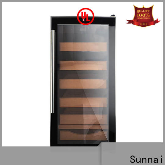 Sunnai product cigar refrigerator for business for indoor