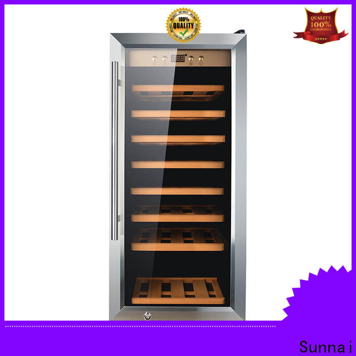 safety wine cooler stand dual product for indoor