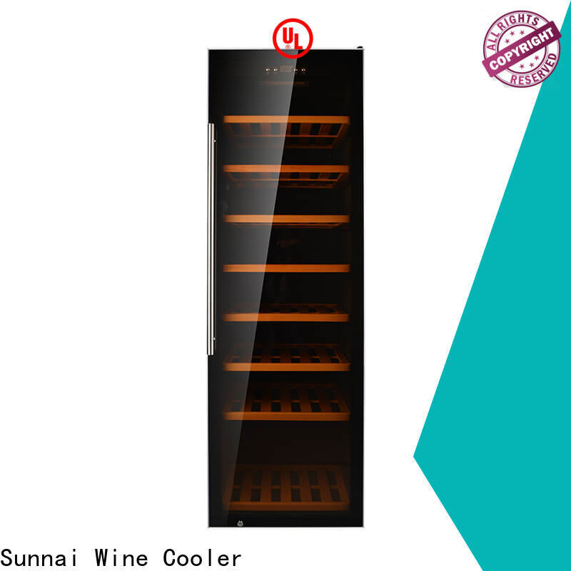 Sunnai steel 24 inch wine cooler product for home