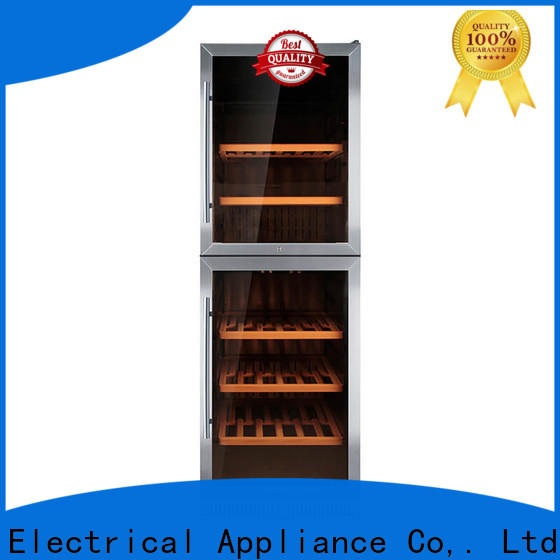 Sunnai stainless cheap under counter wine cooler supplier for indoor