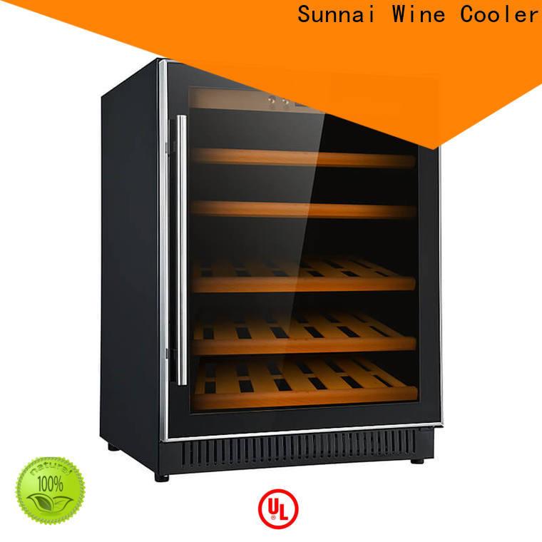 black best compressor wine cooler door supplier for indoor
