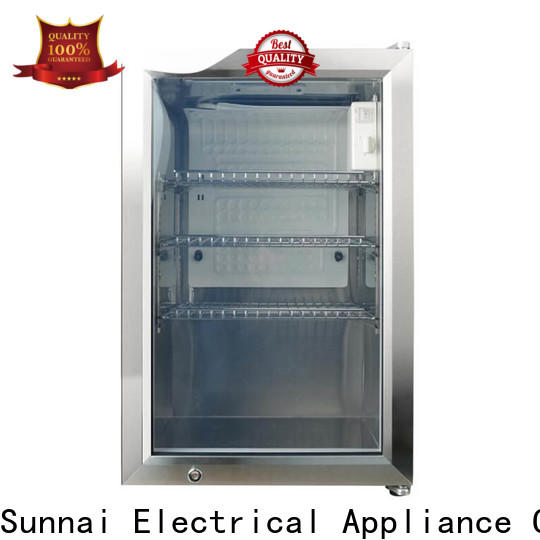 Sunnai beverage refrigerator undercounter wifi manufacturers for home