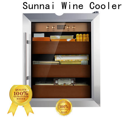 Sunnai online cigar humidor cabinet supplier for shop