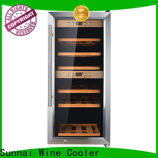 professional different wine coolers bottles supplier for shop