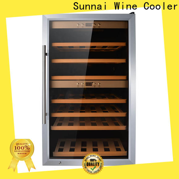 online 10 inch wine cooler beech product for home