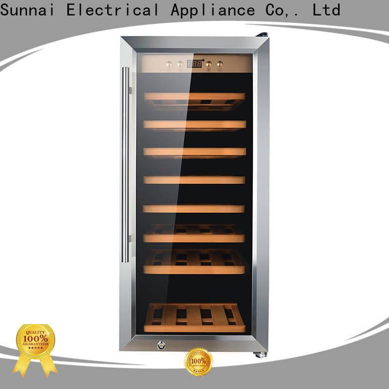 Sunnai Sunnai wine cooler under 0 series for indoor