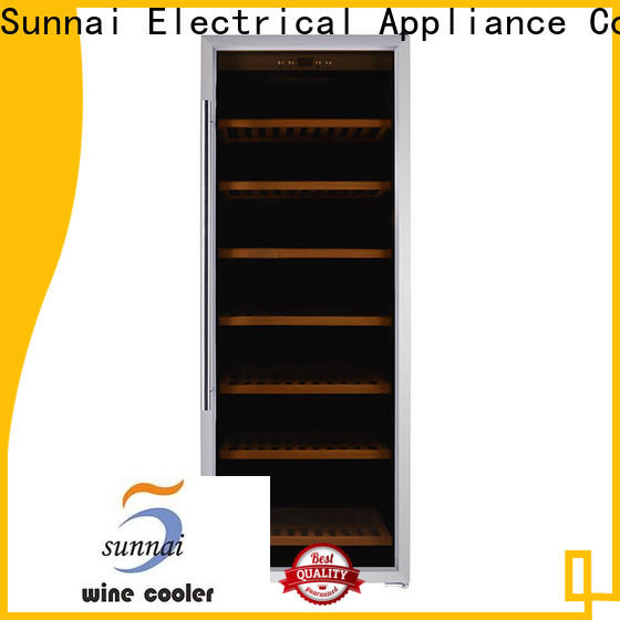 black best affordable wine cooler door series for home