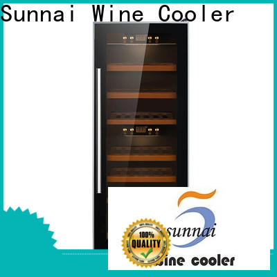 high quality 15 inch undercounter wine fridge refrigerator manufacturer for indoor