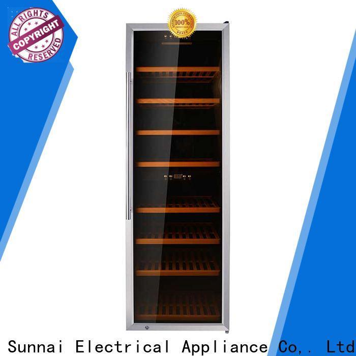 Sunnai steel wine cooler under 0 supplier for work station
