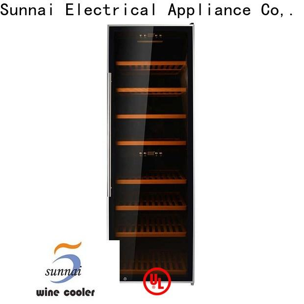 professional 15 wine cooler undercounter double supplier for home