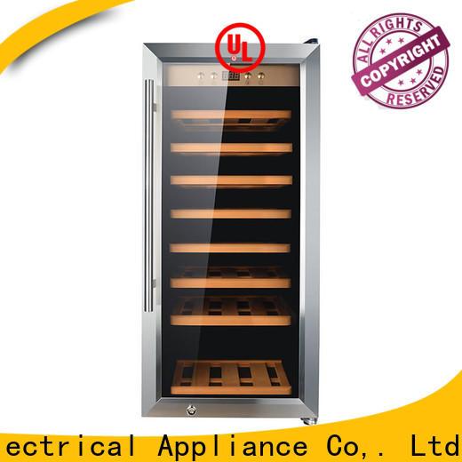 Sunnai beech fridge with wine storage supplier for home