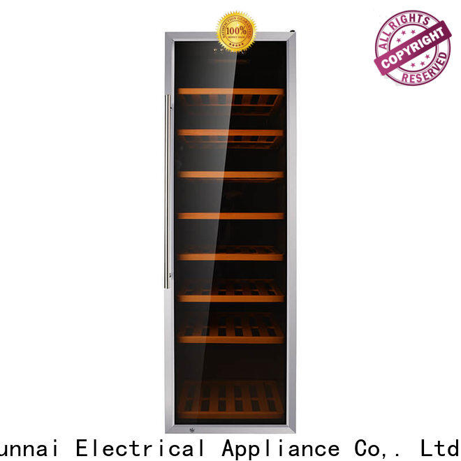 Sunnai single top wine refrigerators product for shop