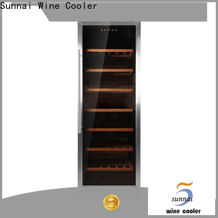 high quality under counter wine refrigerator zone supplier for work station