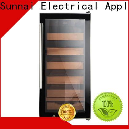 Sunnai cigar cooler cigar Supply for home