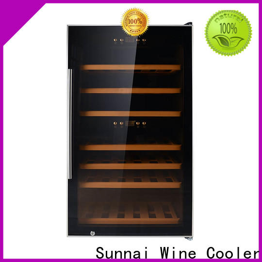 Sunnai wine refrigerator countertop shelves series for work station