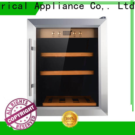 Sunnai high quality baumatic wine cooler manufacturer for indoor