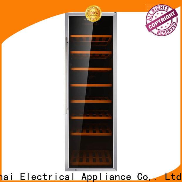 Sunnai stainless wine refrigerator 15 wide refrigerator for home