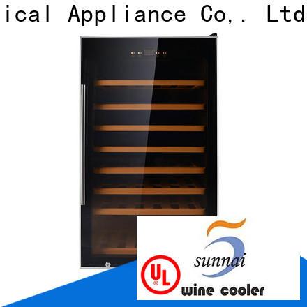 Sunnai under the cabinet wine fridge shelves manufacturer for work station
