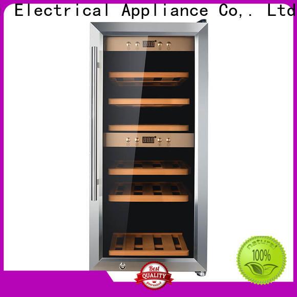 Sunnai compressor wine fridge specials refrigerator for work station
