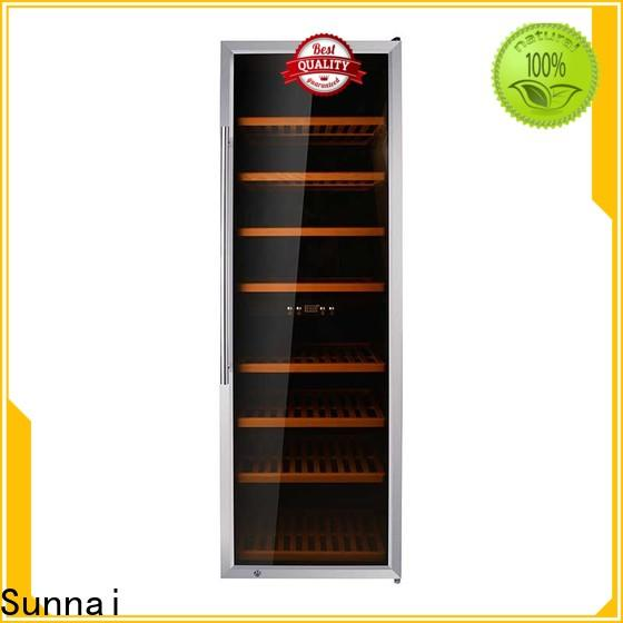 Sunnai online tall narrow wine cooler supplier for home