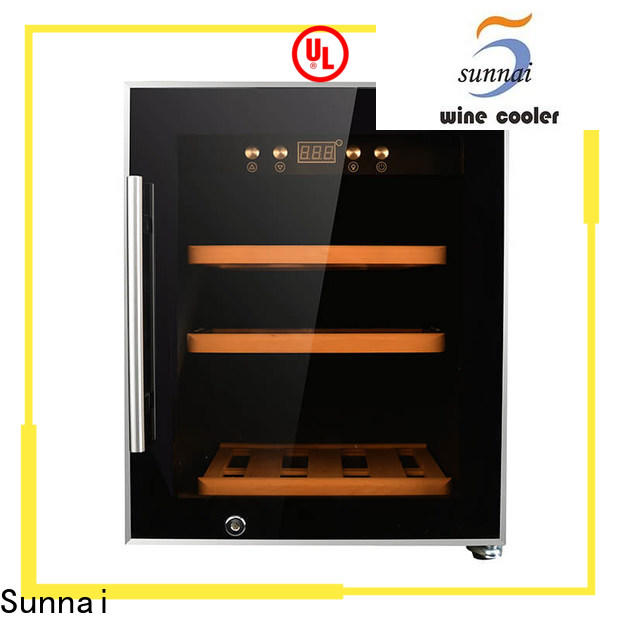 Sunnai wine countertop wine fridge supplier for work station