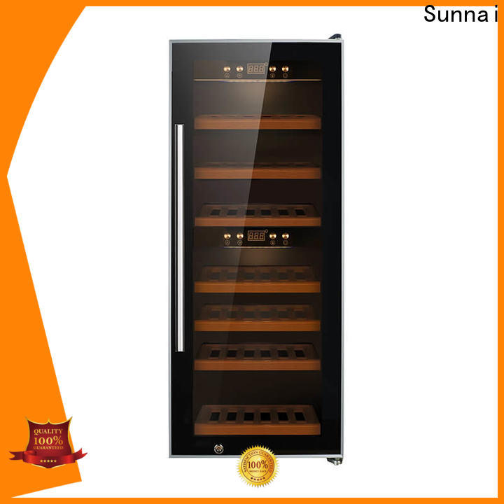 Sunnai online 30 inch wine refrigerator supplier for indoor