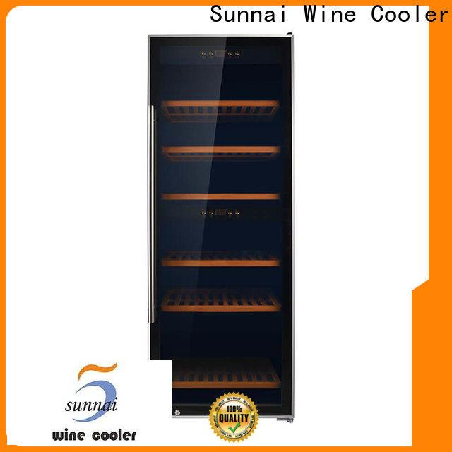 Sunnai safety wall wine refrigerator refrigerator for shop