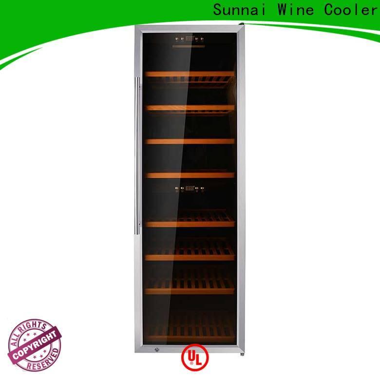 Sunnai wine wine cooler refrigerator series for indoor