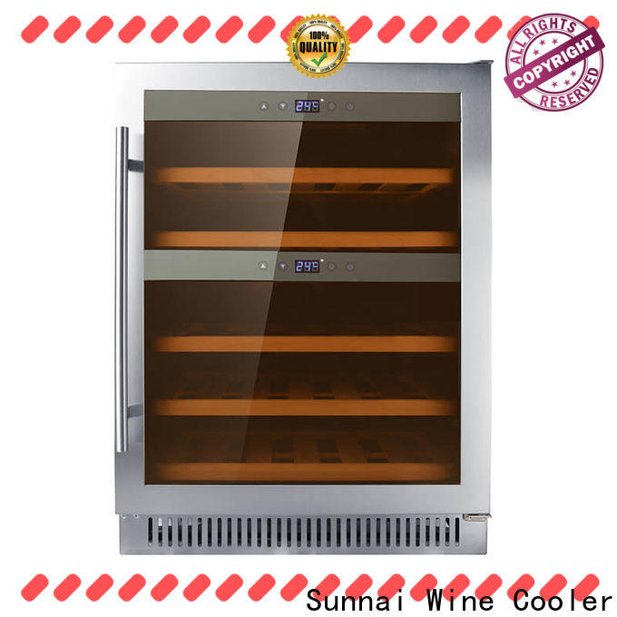 Sunnai online under cabinet wine chiller compressor for indoor