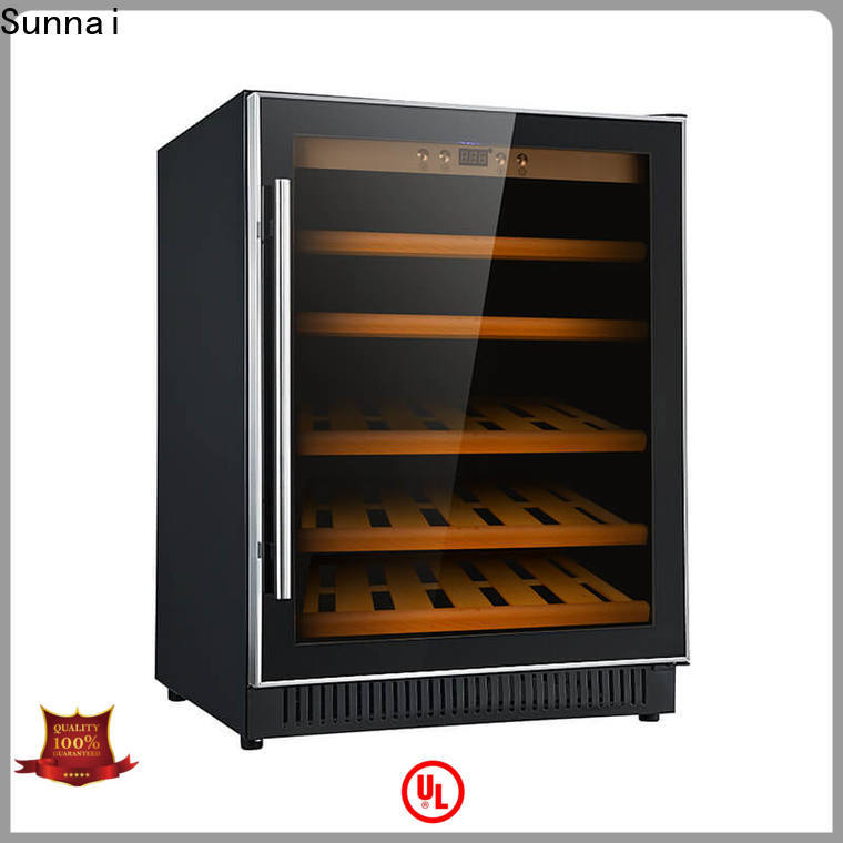 black under bench wine fridges black compressor for shop