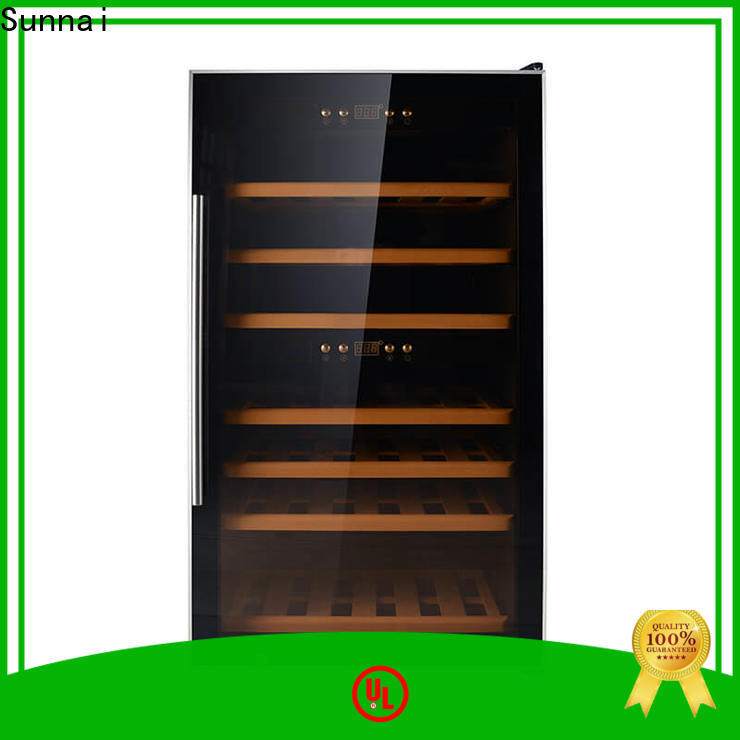Sunnai table wine chiller fridge manufacturer for work station