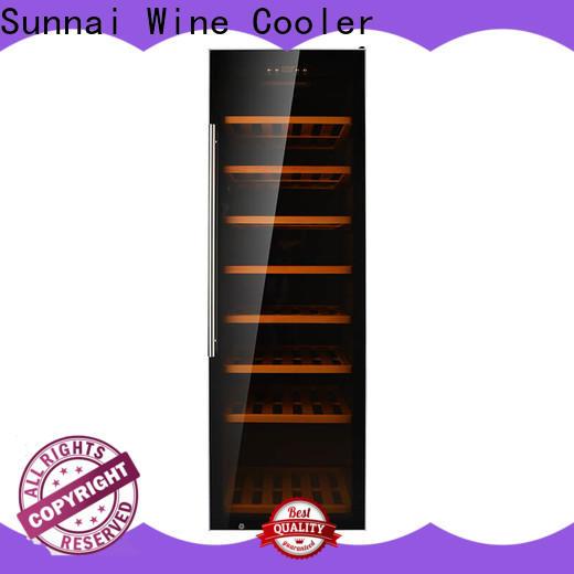 high quality portable wine fridge size wholesale for shop