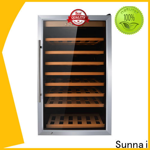 online 30 wide wine cooler stainless refrigerator for shop