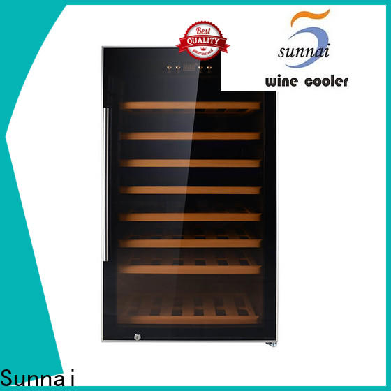 high quality small under counter wine cooler size series for indoor