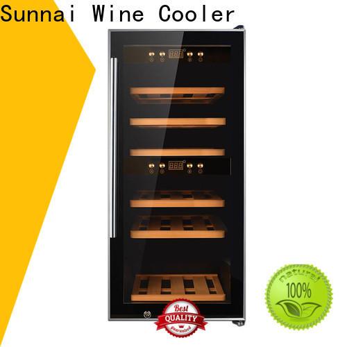 Sunnai wine compact wine refrigerator series for home