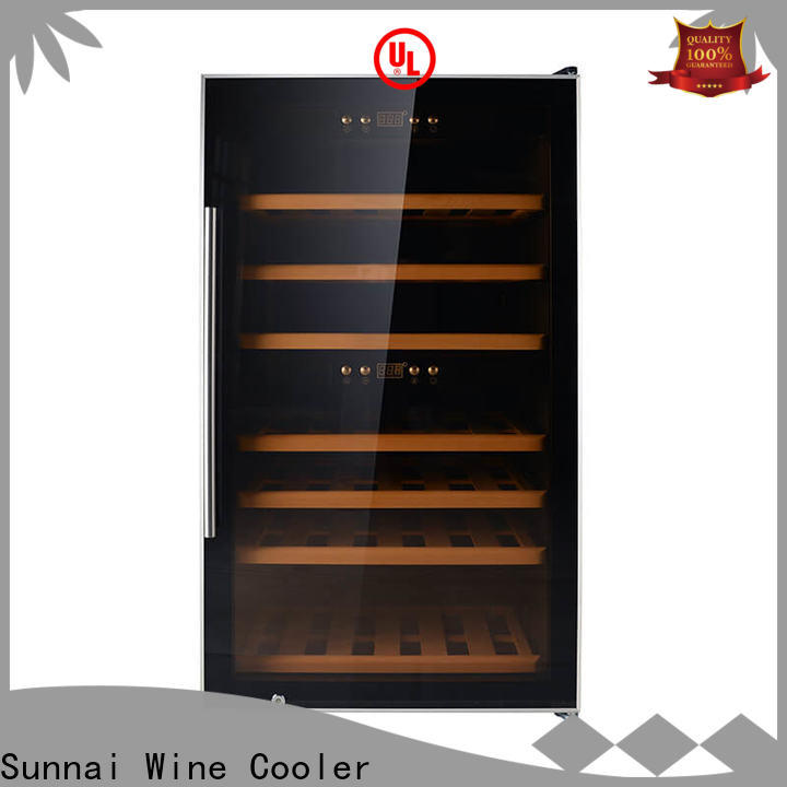 Sunnai single top wine chillers series for indoor