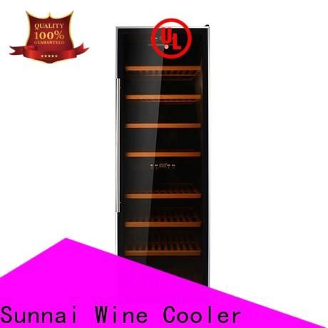 single 30 wide wine cooler freestanding manufacturer for indoor